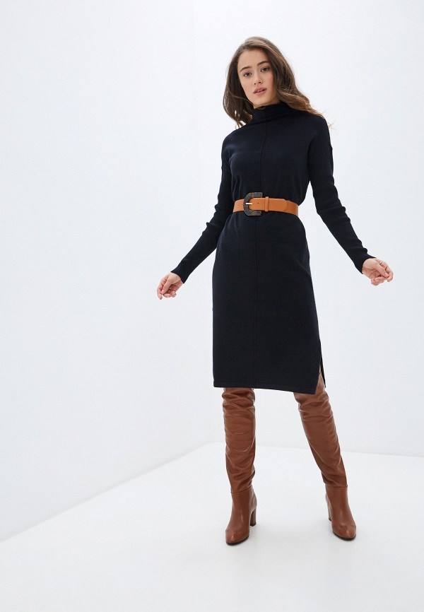 цена Платье Vilatte Vilatte MP002XW0ZW7T онлайн в 2017 году