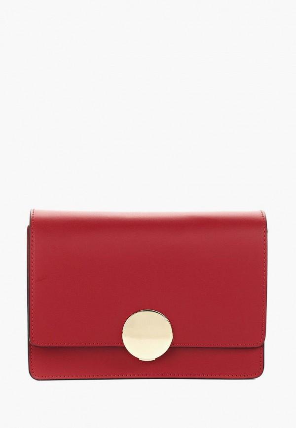 женская сумка vivat accessories, красная