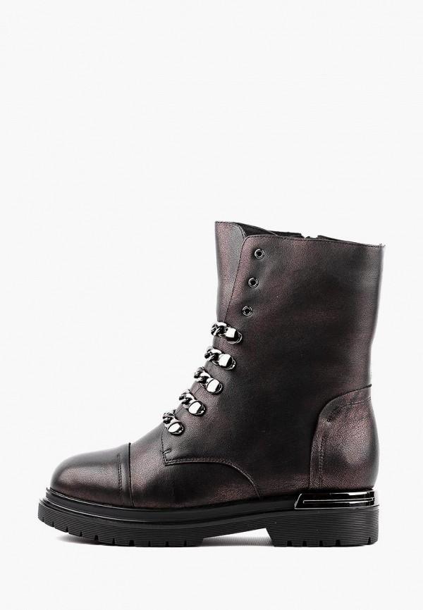 женские ботинки leberdes, бордовые