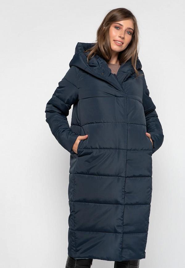 женская куртка modniy oazis, синяя