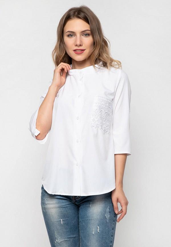 женская блузка modniy oazis, белая