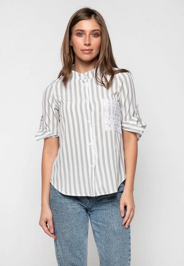 женская блузка modniy oazis, бежевая