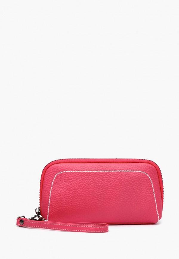 женский кошелёк dda, розовый