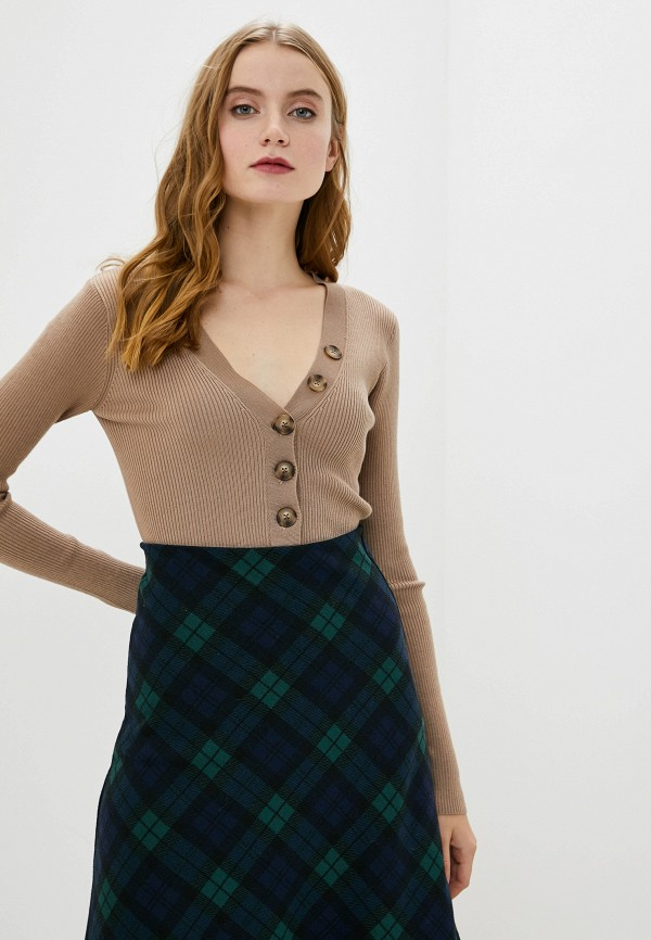 женский пуловер francesco donni, бежевый