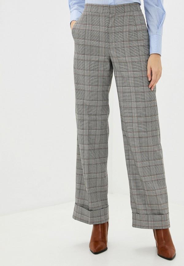 женские повседневные брюки francesco donni, серые