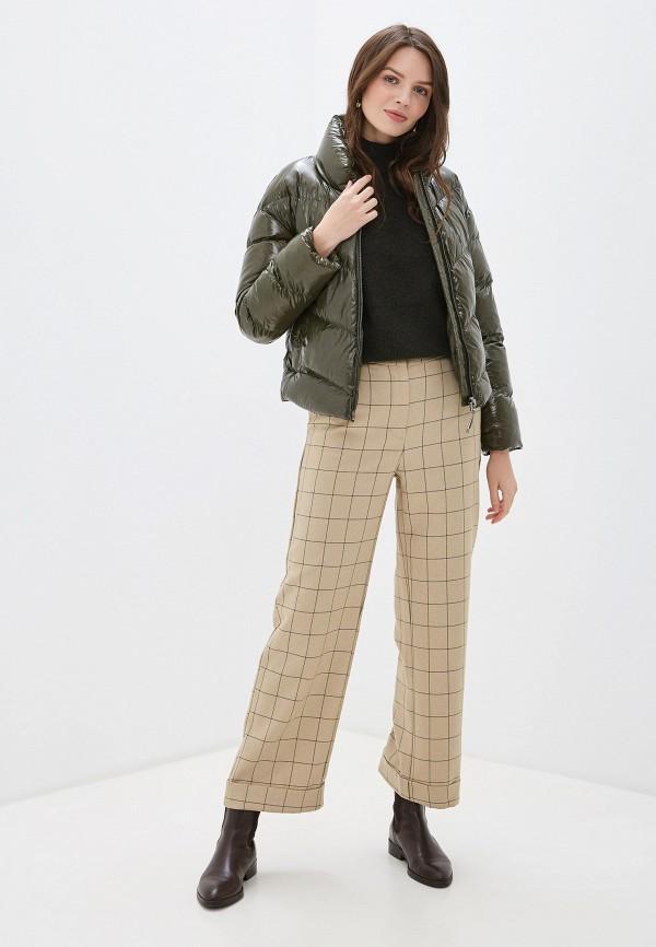 Фото 2 - Куртку утепленная Joymiss цвета хаки