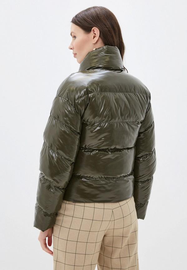 Фото 3 - Куртку утепленная Joymiss цвета хаки