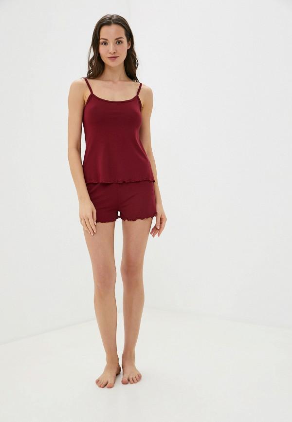 Пижама Arloni Arloni  бордовый фото