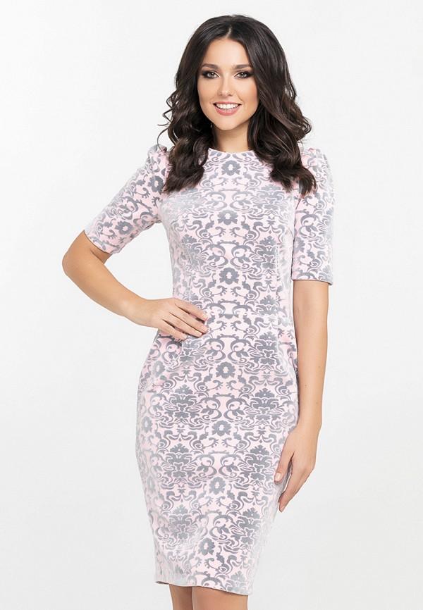 Купить Платье Eva, mp002xw0zzc5, розовый, Осень-зима 2017/2018