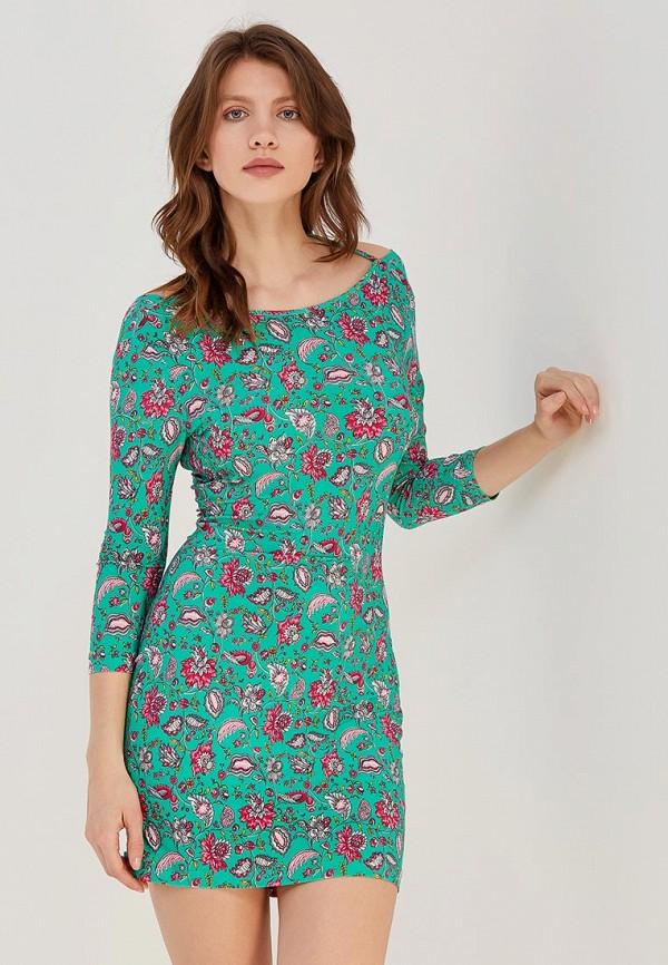 Купить Платье Ruxara, MP002XW0ZZJ5, зеленый, Осень-зима 2017/2018