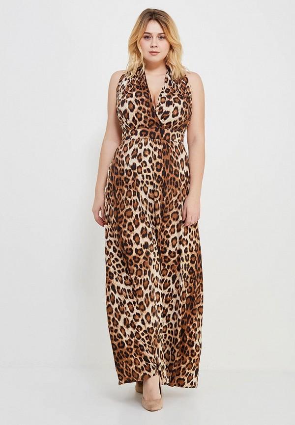 Купить Платье Ruxara, mp002xw0zzk2, коричневый, Весна-лето 2018