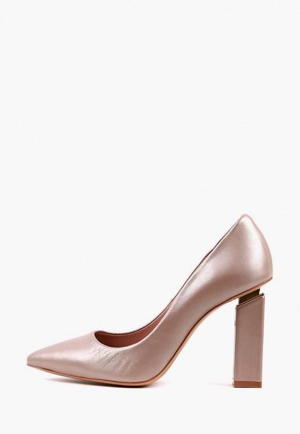 женские туфли leberdes, розовые