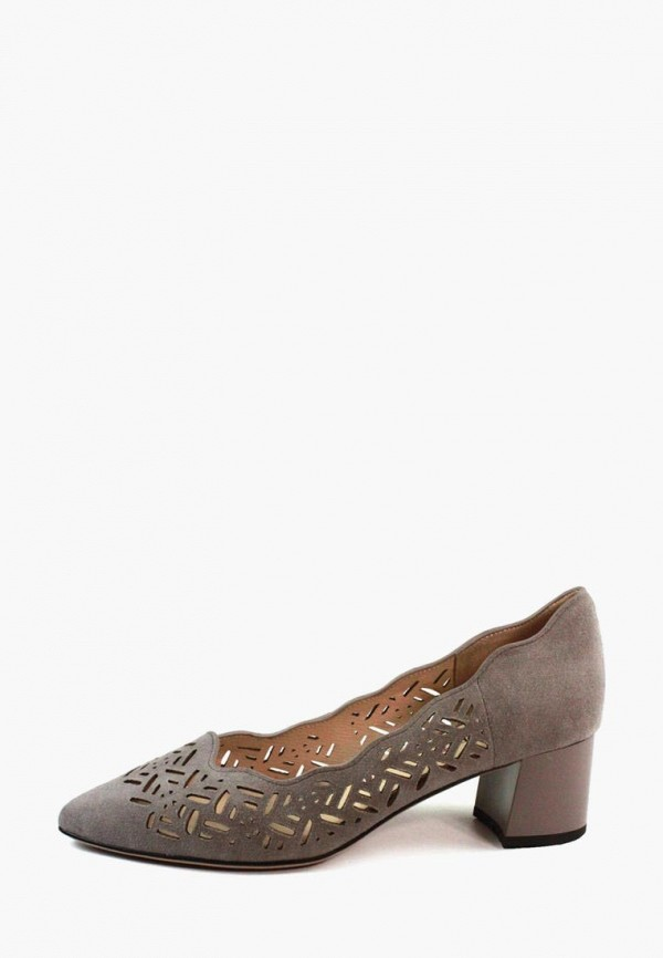 женские туфли magnori, коричневые