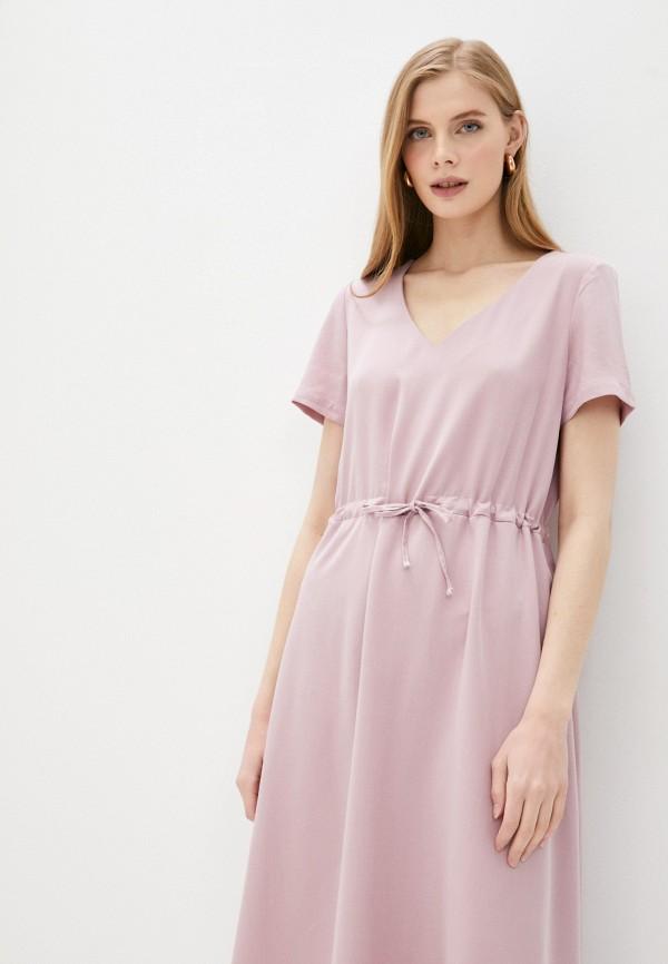 Платье Vivostyle цвет розовый  Фото 2