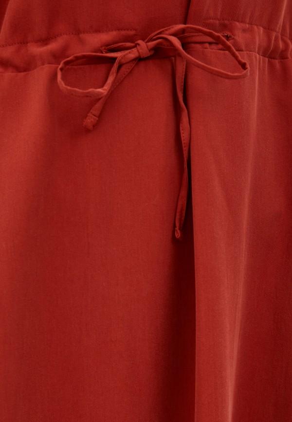 Платье Vivostyle цвет красный  Фото 4