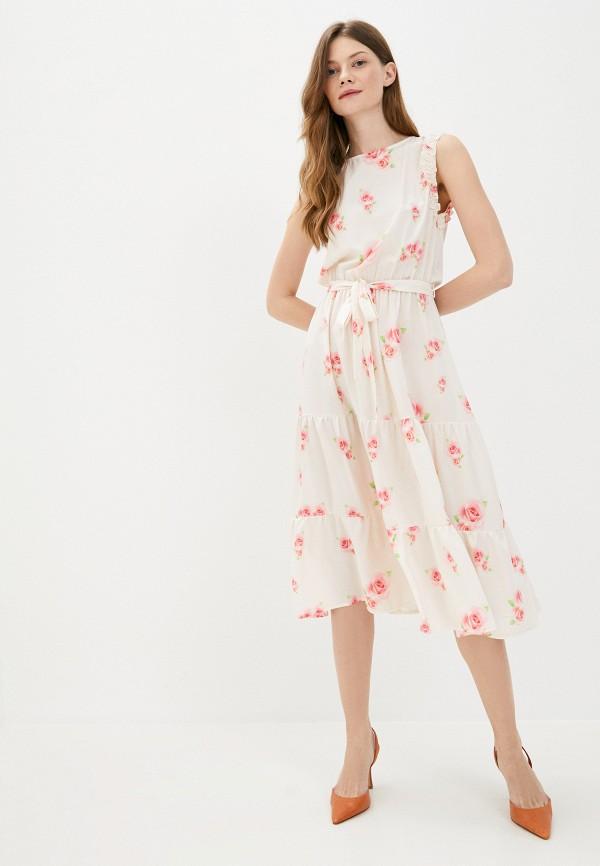 Платье Froggi цвет белый