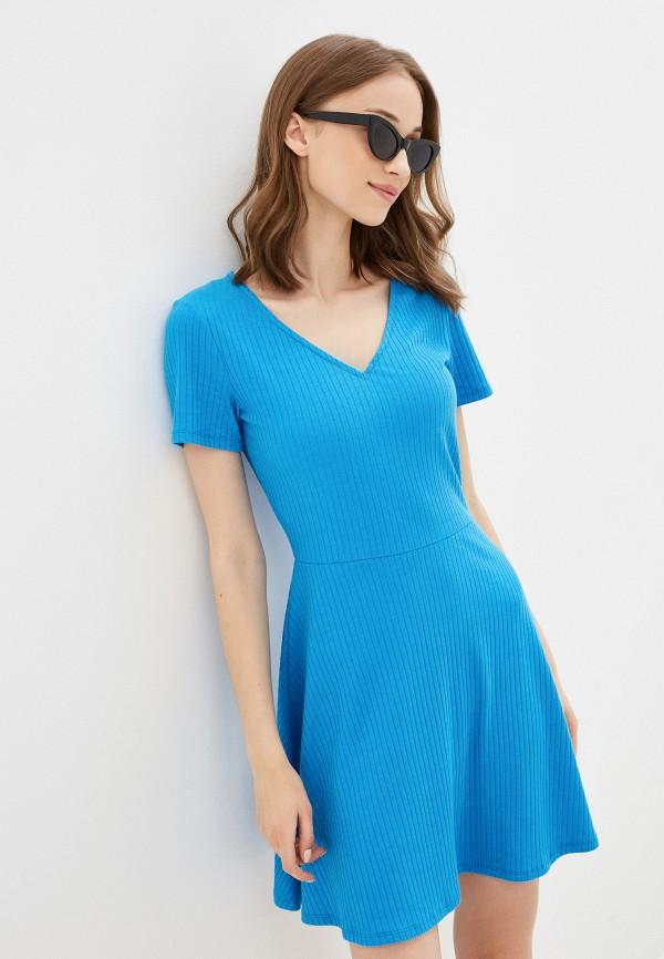 Платье Mark Formelle цвет голубой