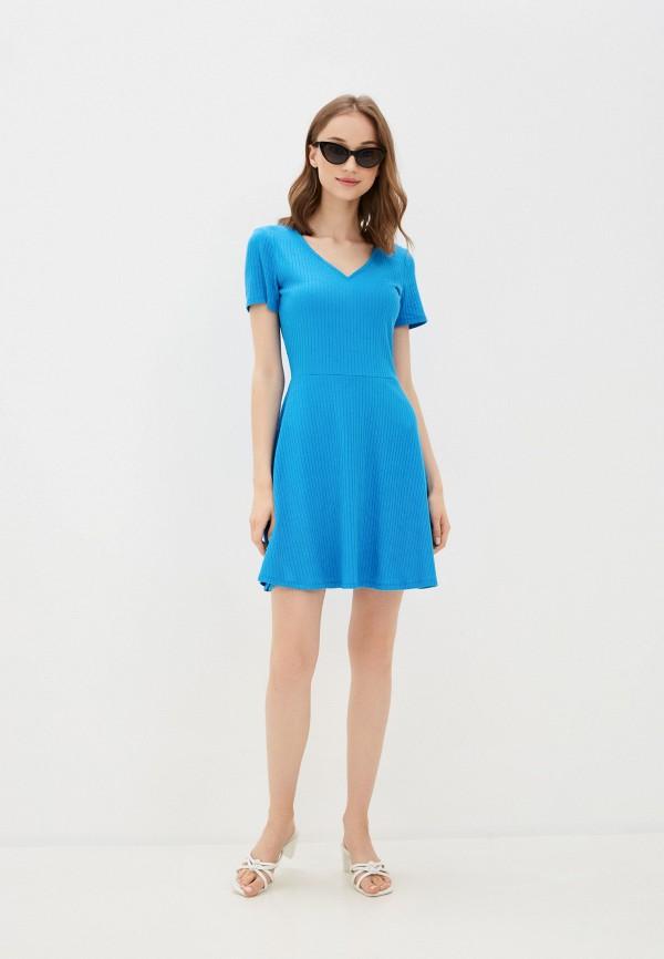 Платье Mark Formelle цвет голубой  Фото 2