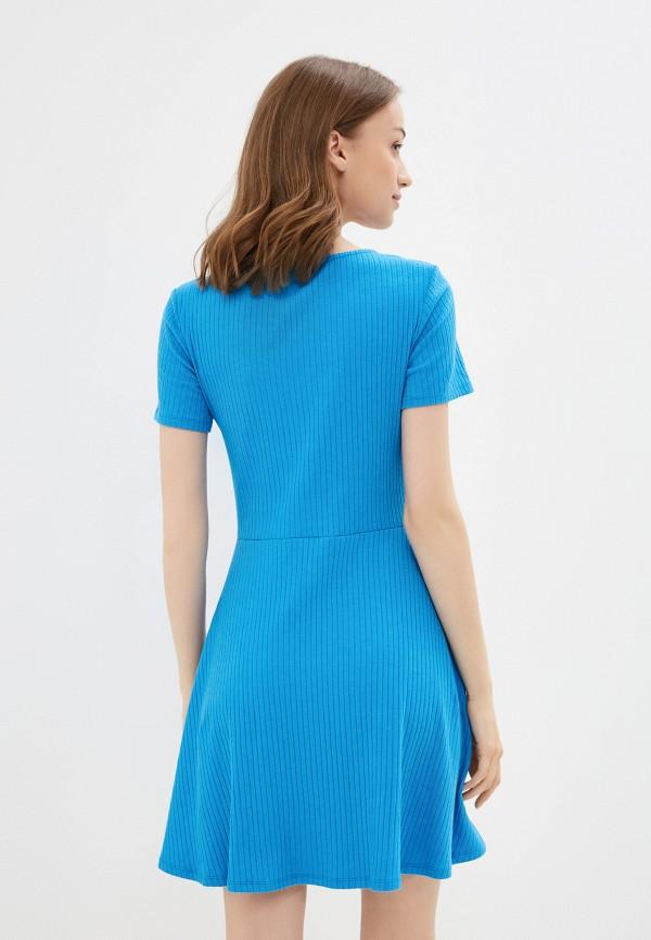 Платье Mark Formelle цвет голубой  Фото 3