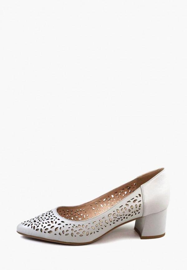 женские туфли magnori, серые