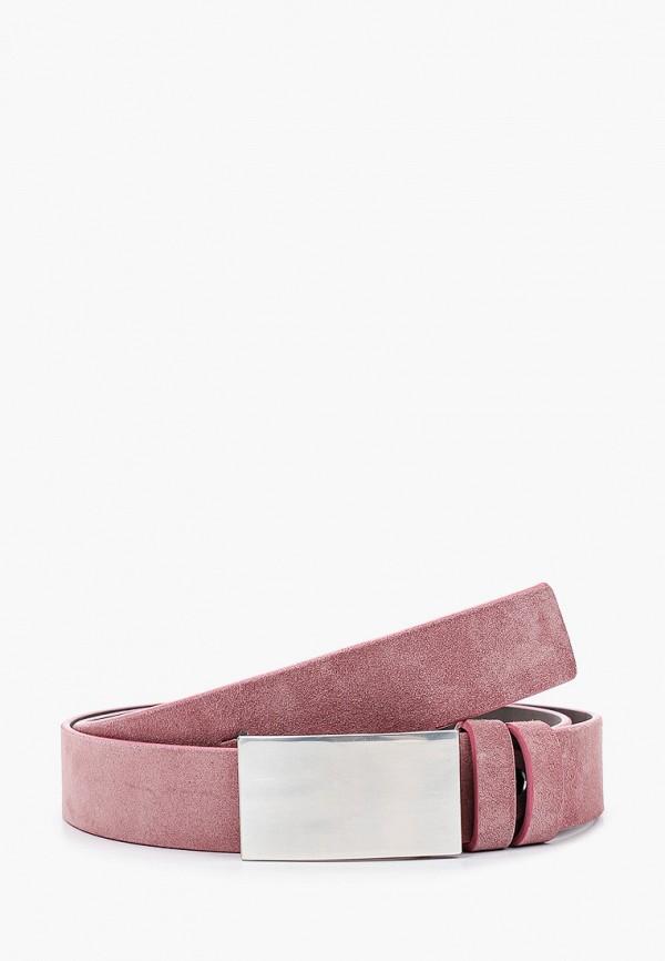 женский ремень olio rosti, розовый