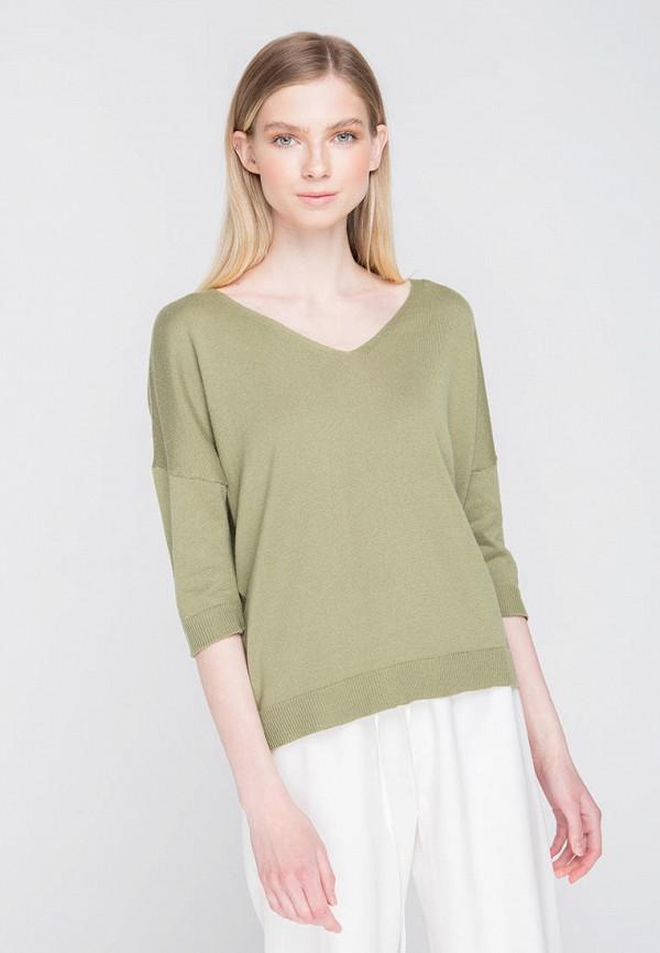 Пуловер Fors цвет хаки