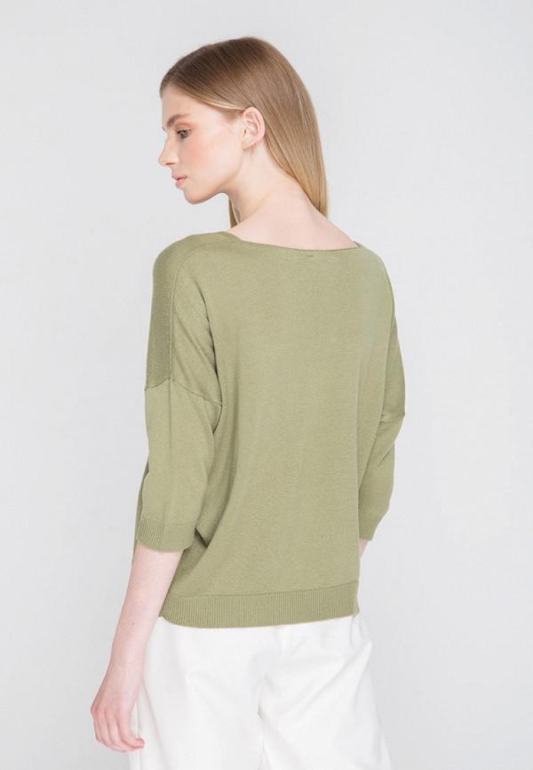 Пуловер Fors цвет хаки  Фото 3