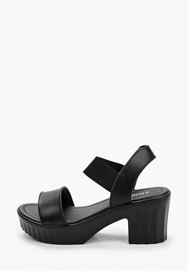 Босоножки Zenden Comfort цвет черный