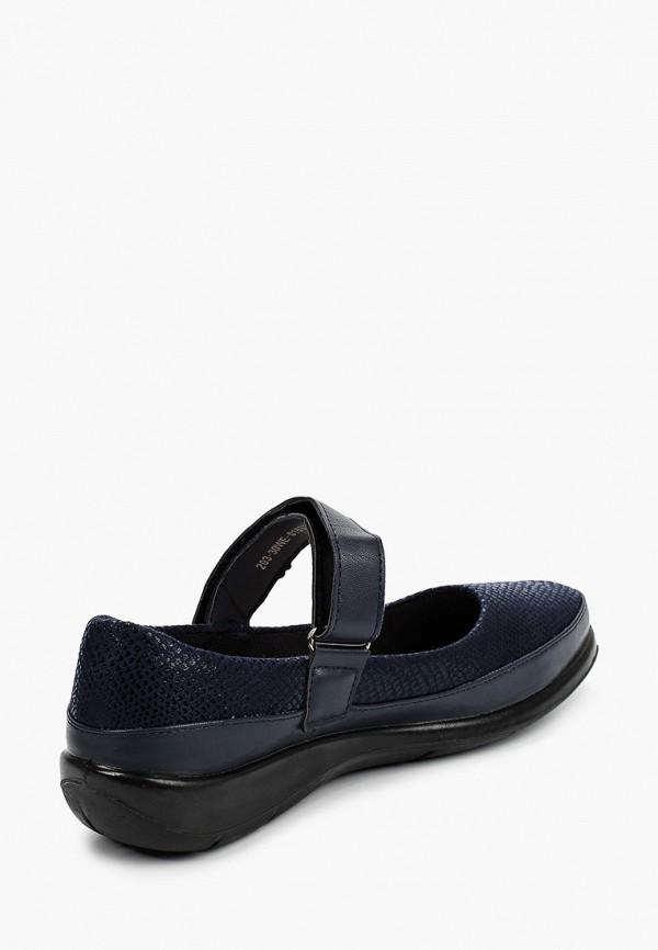 Туфли Instreet цвет синий  Фото 3
