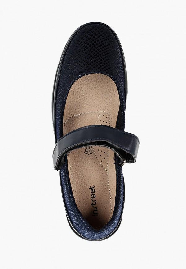 Туфли Instreet цвет синий  Фото 4