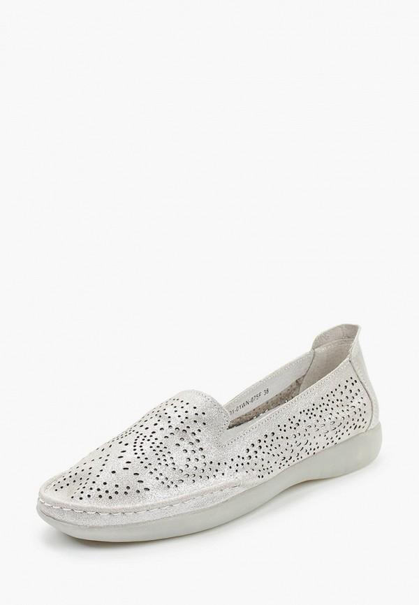 Туфли Zenden Comfort цвет серебряный  Фото 2