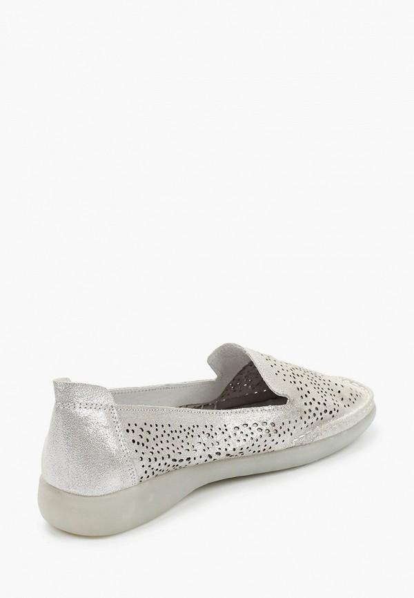 Туфли Zenden Comfort цвет серебряный  Фото 3