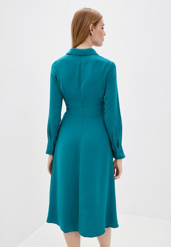 Платье Снежная Королева цвет бирюзовый  Фото 3
