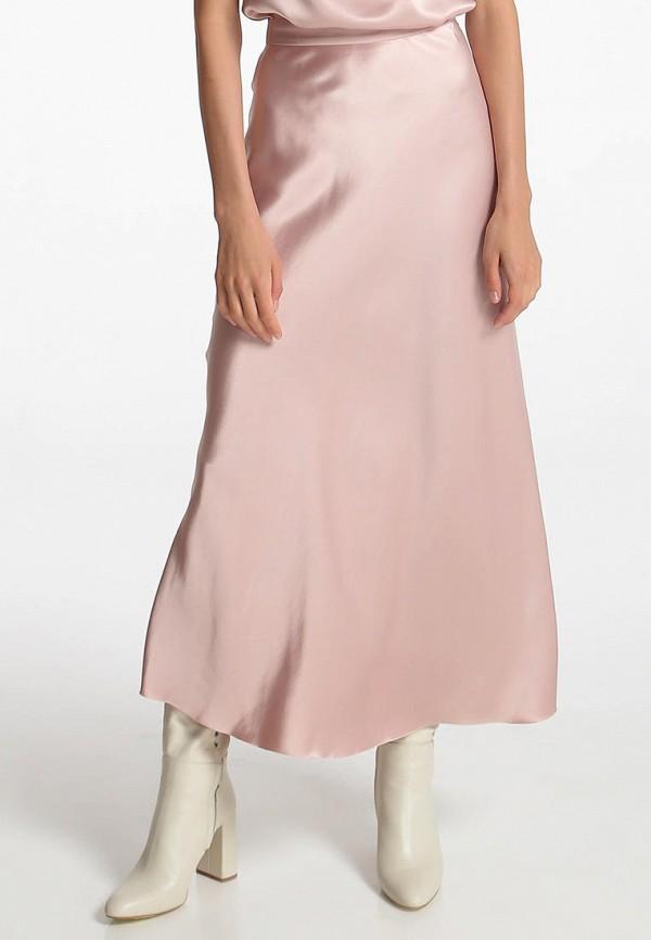 женская юбка shako, розовая