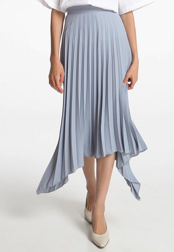 женская юбка shako, голубая