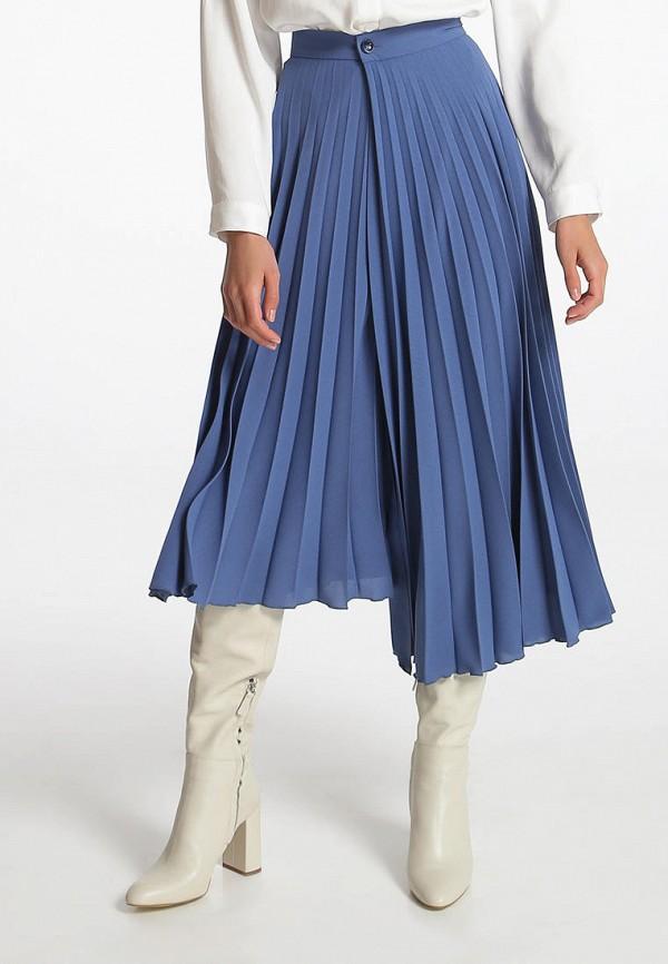 женская юбка shako, синяя