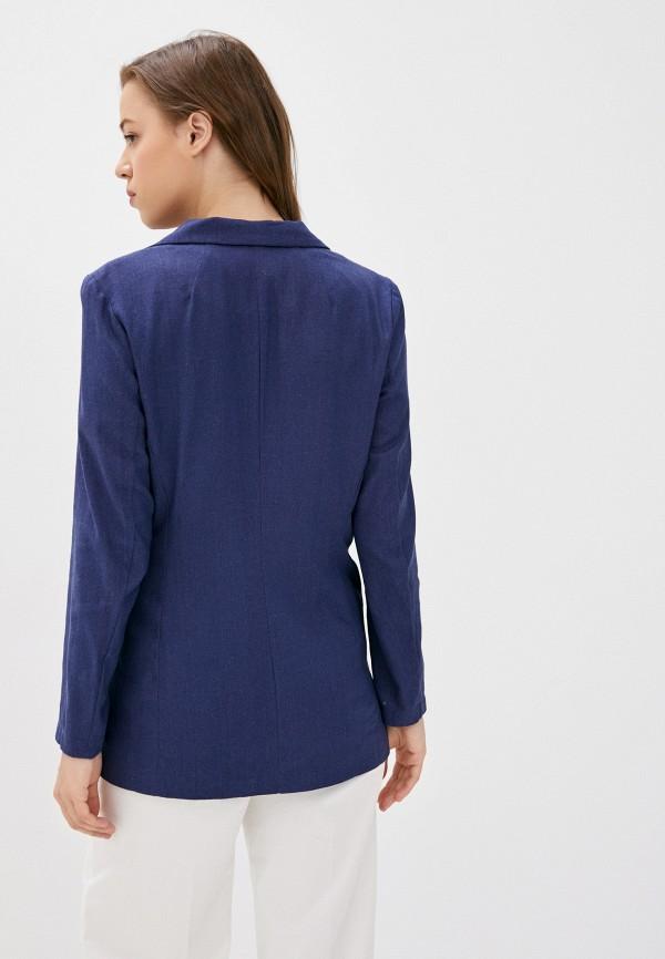 Жакет Adele Fashion цвет синий  Фото 3