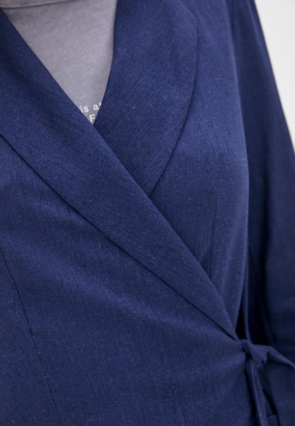Жакет Adele Fashion цвет синий  Фото 4