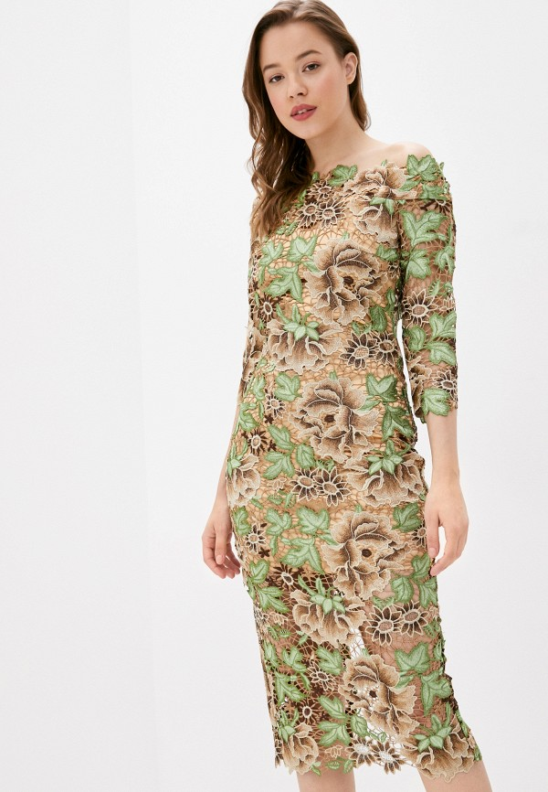 Платье Joymiss разноцветного цвета