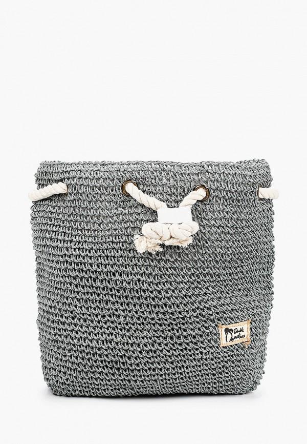 женский рюкзак paccia, серый