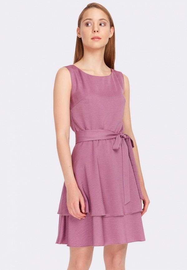 женское вечерние платье cat orange, фиолетовое