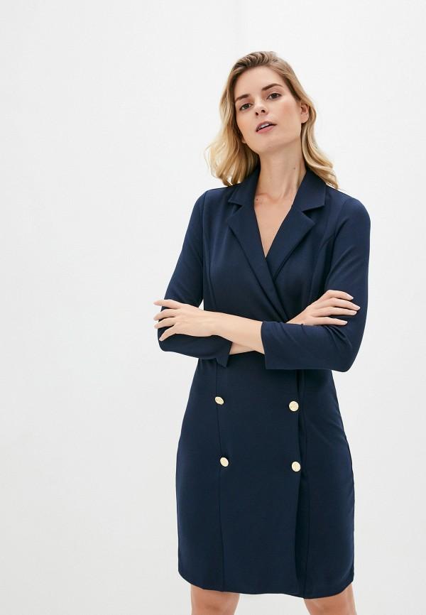 женское платье-пиджаки lc waikiki, синее
