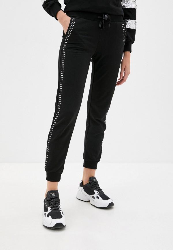 женские брюки джоггеры lc waikiki, черные
