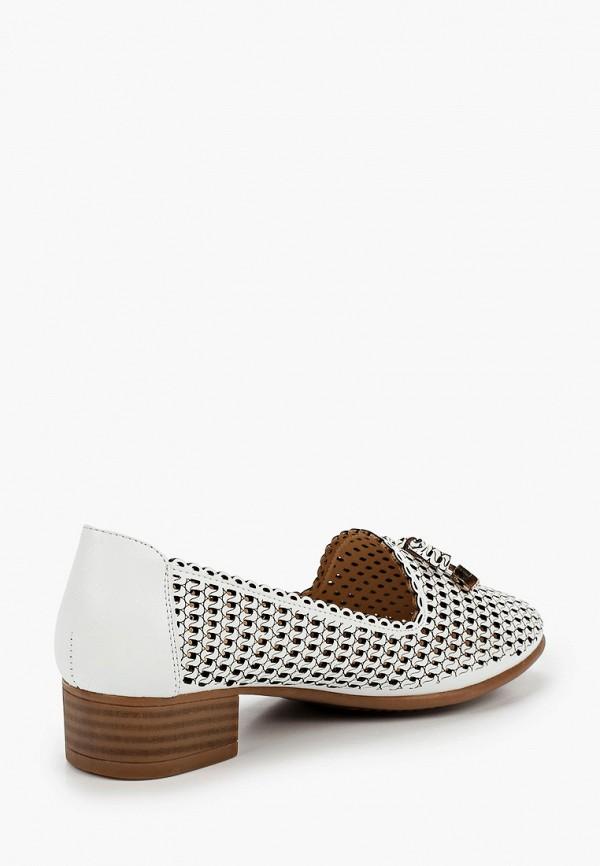 Туфли Instreet цвет белый  Фото 3