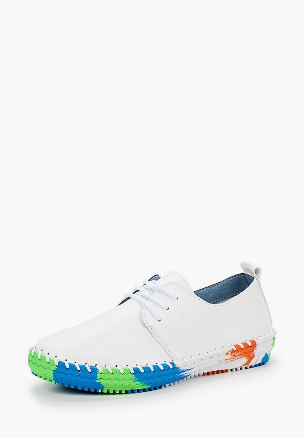 Ботинки Zenden Comfort цвет белый  Фото 2