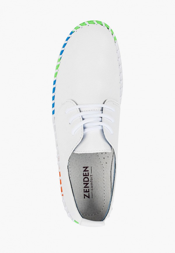 Ботинки Zenden Comfort цвет белый  Фото 4