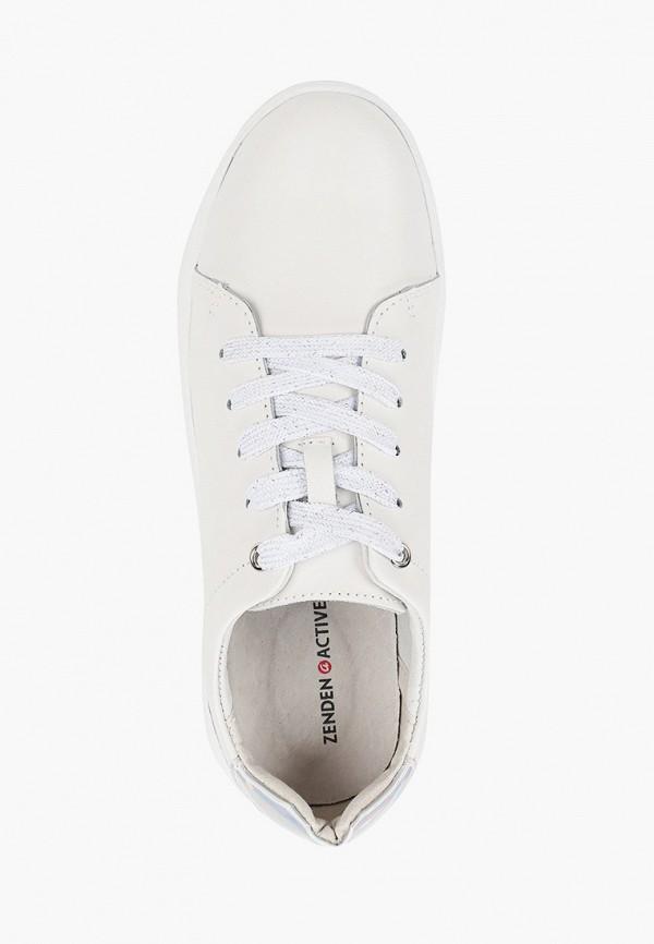 Кроссовки Zenden Active цвет белый  Фото 4