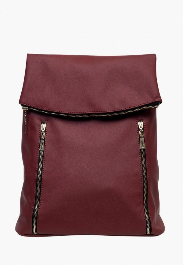 женский рюкзак sambag, бордовый