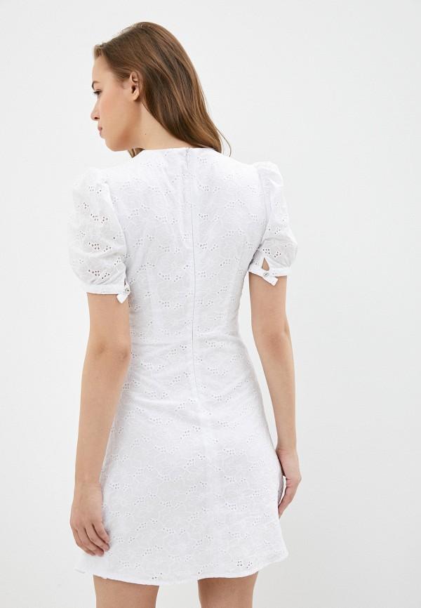 Платье Self Made цвет белый  Фото 3
