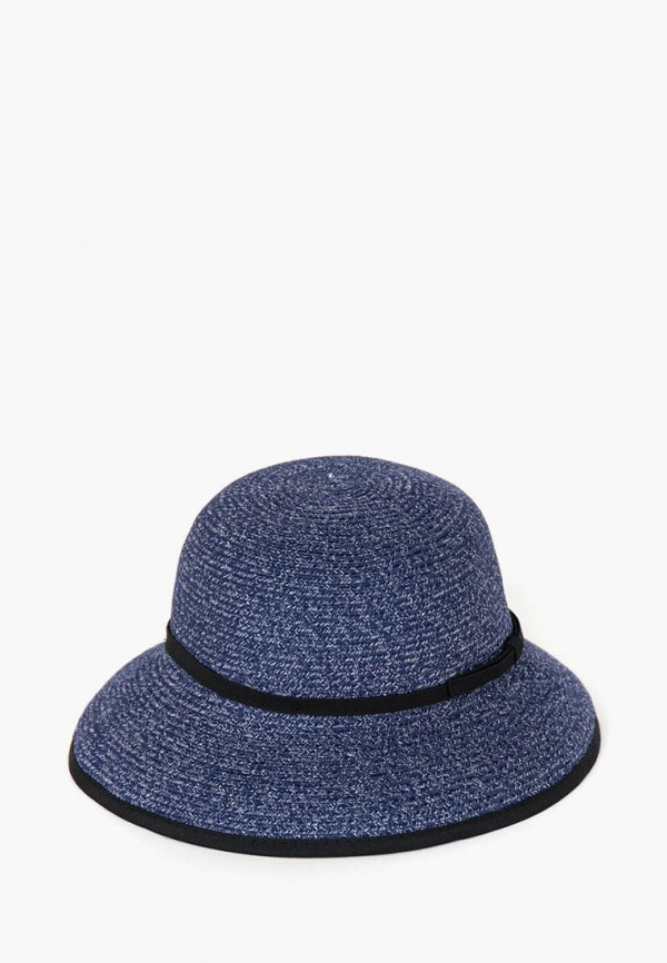 женская шляпа finn flare, синяя